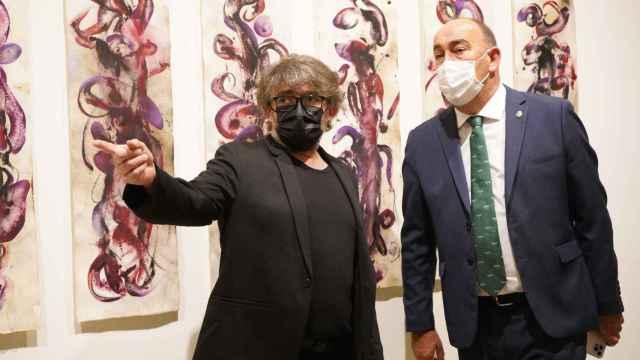 La Diputación de Segovia presenta la exposición 'Al color del fuego'