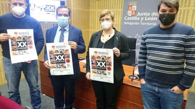 Presentación de 'Buscasetas 2021' en Valladolid