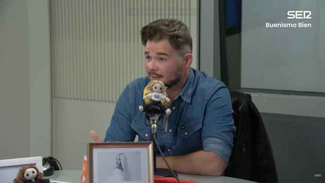 Gabriel Rufián habla de Zamora