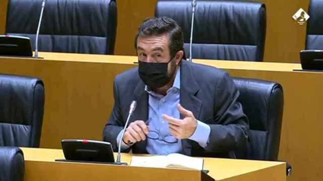 """Ciudadanos dice en el Congreso que """"Montelarreina es un absoluto disparate"""""""