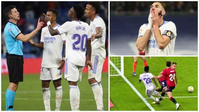 La polémica del Real Madrid - Osasuna