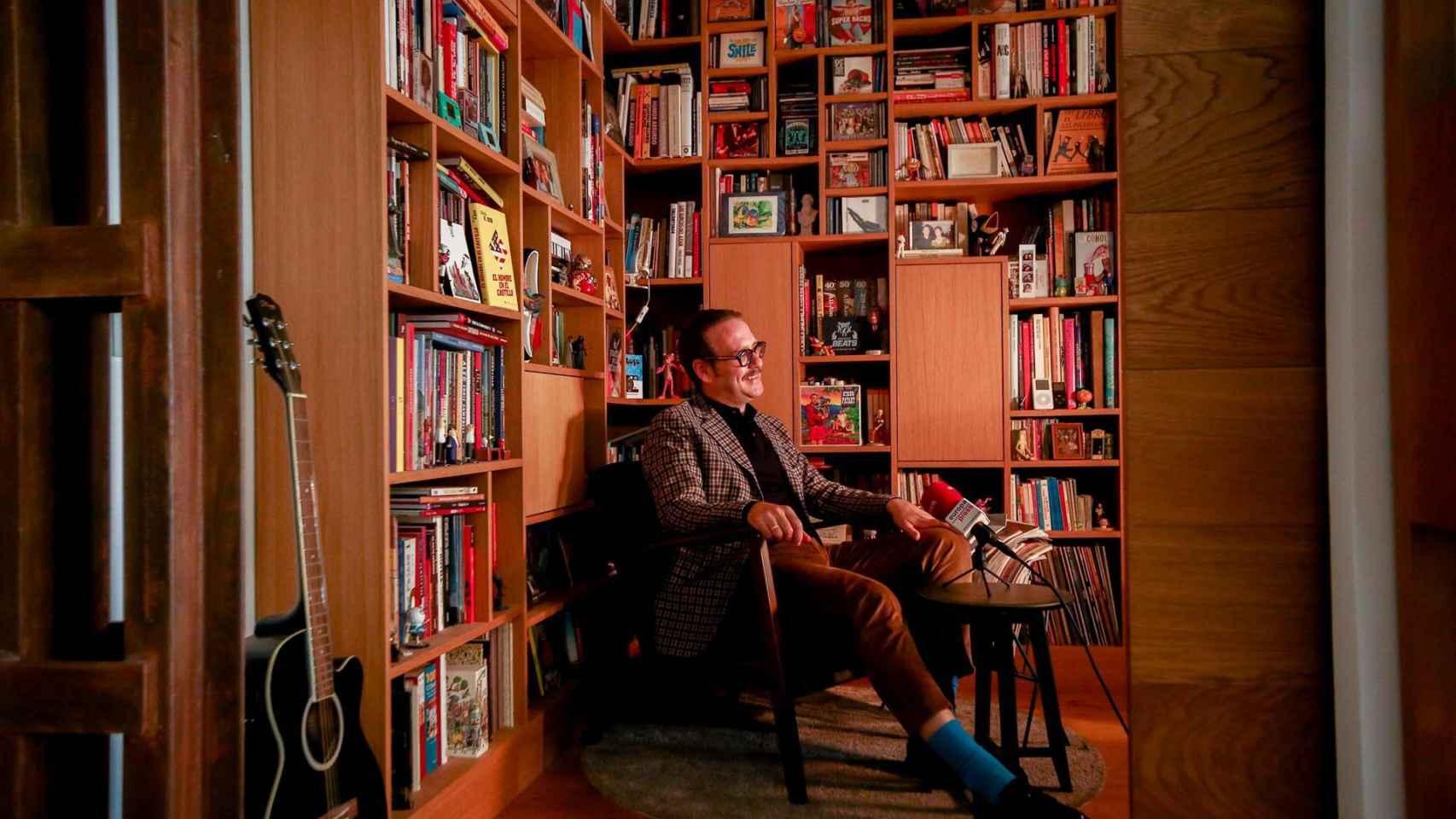Imágenes del día en Castilla-La Mancha: Joaquín Reyes presenta 'Subidón', su primera novela