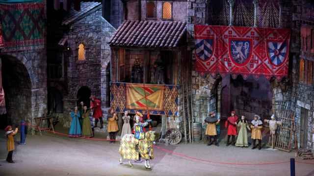 Espectáculo 'El Último Cantar'. Foto: Ó. HUERTAS