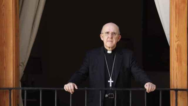 El cardenal arzobispo de Madrid y vicepresidente de la Conferencia Episcopal, Carlos Osoro. EP