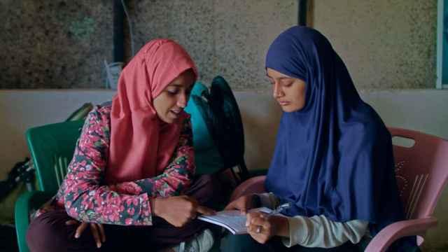 Fotograma de la película 'El retorno, la vida después del ISIS', de Alba Sotorra.