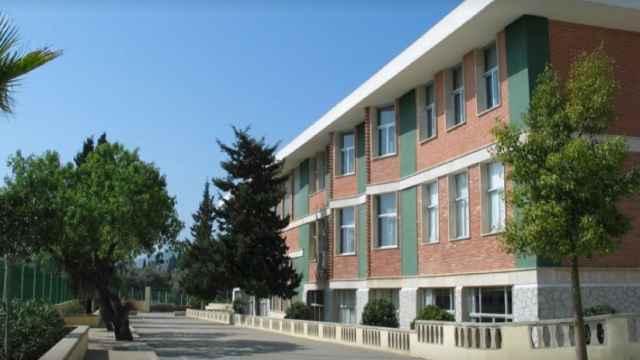 El colegio La Salle de Palma de Mallorca.