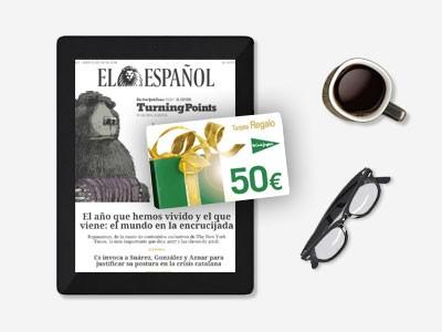 Suscripción a EL ESPAÑOL